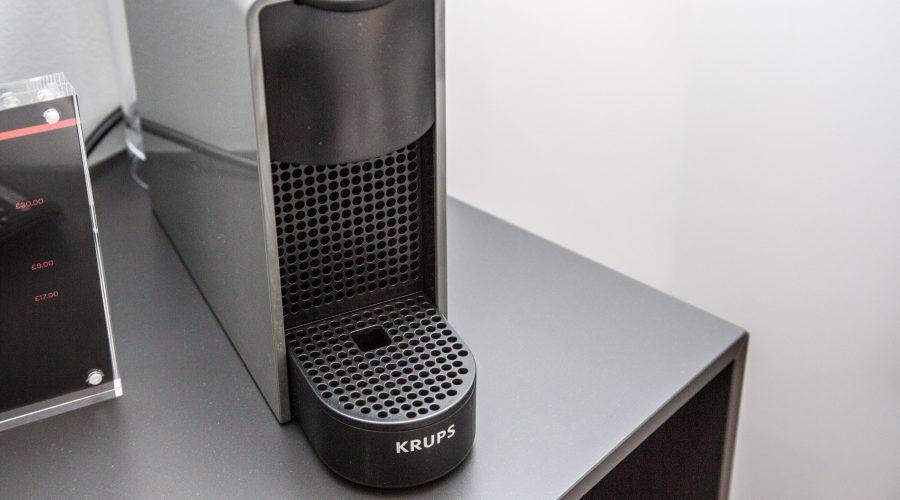 Coffee Machine: